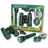 Carson 5x 30adventurepak Fernglas mit Outdoor-Accessoires