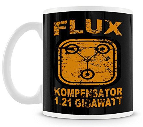 TLM Flux Kompensator 1.21 Gigawatt (Kostüme Halloween Metal Band)