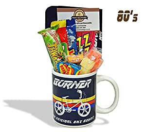BMX Burner Mug with a cool portion of 80's Sweeties