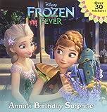 Frozen Fever: Anna's Birthday Surprise (Disney Frozen) (Pictureback Books)