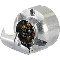 SmartSpec: conector de 7 pines de metal para remolque, luz de remolque de caravana