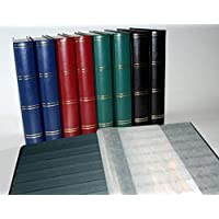 Clasificador sellos 60 paginas negro, Negro colore