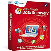 Stellar Phoenix Data Recovery für Win (Mini-Box) [import allemand]