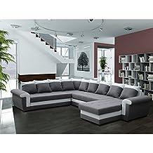 canap en u. Black Bedroom Furniture Sets. Home Design Ideas
