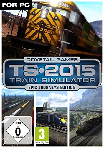 Train Simulator Epic Journeys