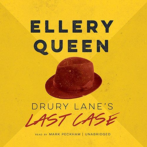 Drury Lane's Last Case  Audiolibri