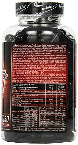 Ironmaxx Hellfire Fatburner