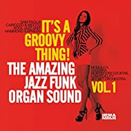 It's a Groovy Thing! Vol..1 (The Amazing Jazz Funk Organ Sound)