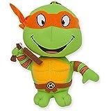 "Teenage Mutant Ninja Turtles 5"" Plush Key Chain Michelangelo"