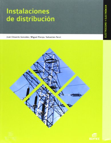 Instalaciones de distribución por Juan Eduardo González Caturla, Miguel Pareja Aparicio, Sebastián Terol Sanz