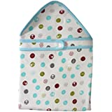 New Cotton Multi Colour Baby Wrapper Sheet Blanket For 1-9 Months Kids/kid/boy/boys/girl/girls/infant/infants/toddler/toddlers/new Born To Keep Warmer And Comfortale In These Winters