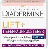 Diadermine Nachtcreme Lift+ Tiefen-Aufpolsterer, 3er Pack (3 x 50 ml)