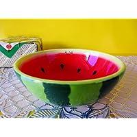 Bol de cerámica pintada a mano Magic life arroz para lámpara de techo y fruta carcasa cuenco CJ180-4
