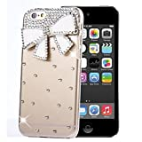 Best Accessory Bundles For I Pods - iPod Touch 5th Generation Case, Sense-TE Glamour Crystal Review