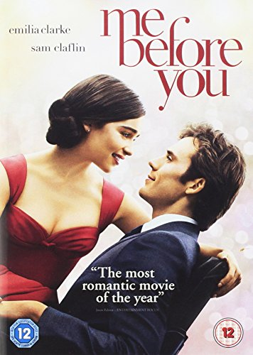 Me Before You [DVD] UK-Import, Sprache-Englisch