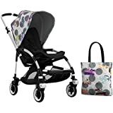 Bugaboo Bee3 Accessory Pack - Andy Warhol Transport/Dark Grey (Special Edition) by Bugaboo