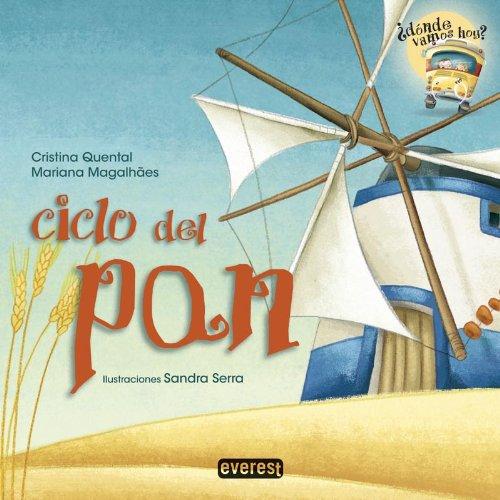Ciclo del pan (¿Donde vamos hoy?) por Quental  Cristina