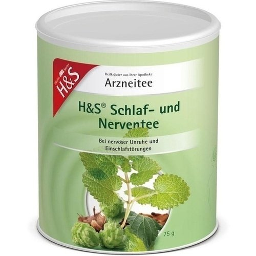 H&S Schlaf- und Nerventee lose 75 g Tee