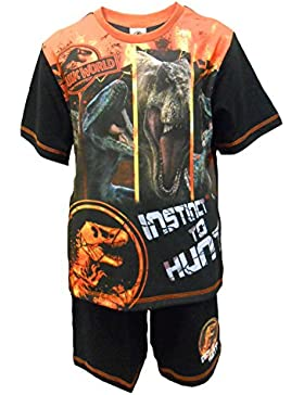 TDP Textiles Jurassic World Hunt Pijama shortie niño