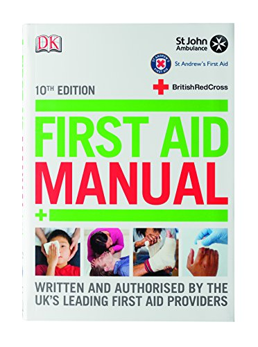 st-john-ambulance-10th-edition-first-aid-manual