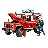 bruder 02596 Toys Spielzeug, rot...Vergleich
