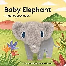 Baby Elephant: Finger Puppet Book: Finger Puppet Book (Finger Puppet Books)