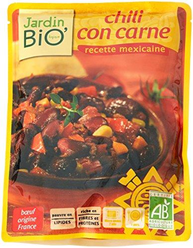 Jardin Bio Chili Con Carne 250 g - Lot de 3