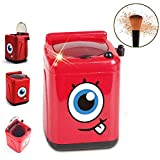 HUANSI Make-up Pinsel MIni Waschmaschine Beauty Blender Schwamm Reiniger Gerät Automatische Reinigung Waschmaschine Werkzeuge für Make-up Schwamm Mixer Pinsel