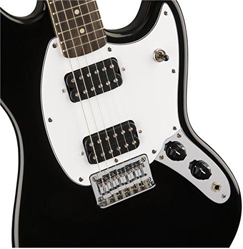 Fender Bullet Mustang HH Black