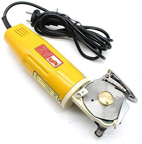 Nfudishpu Elektrischer runder Stoffschneider, elektrischer Stoffschneider 220V 170W