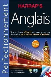 Harrap's méthode perfectionnement Anglais 2 CD + livre - édition 2011