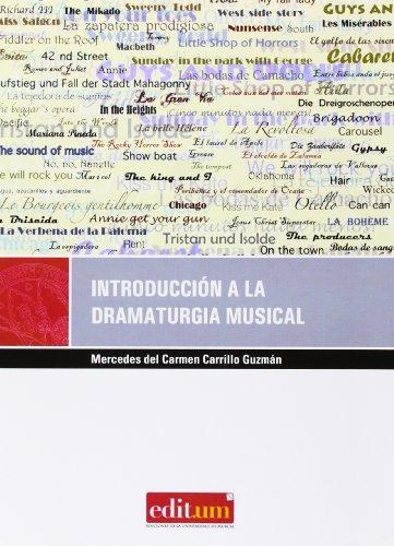 Introducción a la Dramaturgia Musical por Mercedes Carrillo Guzmán