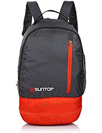 Suntop Air One 20 litres Lightweight Backpack Bag with Shoe Compartment