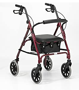Days Lightweight Folding Four Wheel Rollator