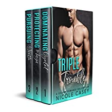 Triple Trouble: A Steamy Romance Collection (English Edition)