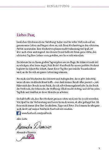 PinkBride's Handbuch für unsere perfekte Hochzeit - 4