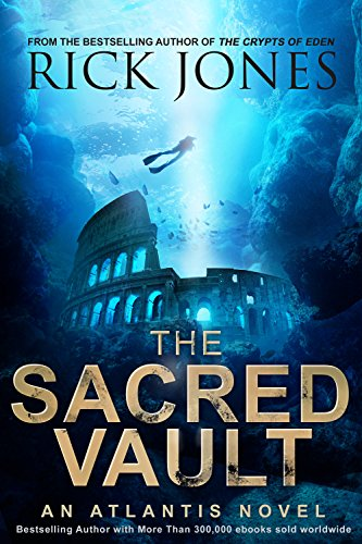 The Sacred Vault (The Quest for Atlantis Book 2) (English Edition) (For Quest Atlantis)