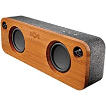 The House of Marley Get Together BT - Sistema de audio portátil con Bluetooth, negro
