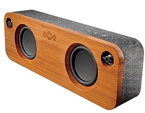 House of Marley EM-JA006-MI-EU2 Get Together Tragbares Bluetooth Audiosystem
