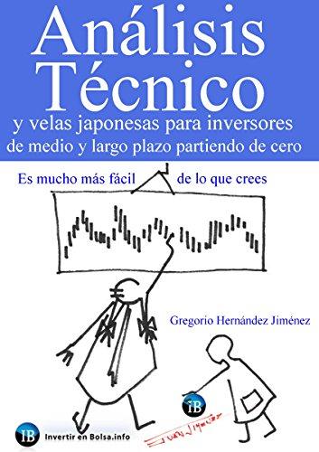Análisis técnico y velas japonesas para inversores de medio y largo plazo partiendo de cero: Es mucho más fácil de lo que crees (Spanish Edition)
