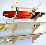PRO Planche pour planche de surf Planche de Wakeboard Support mural à...