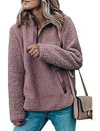6a0c7846a Amazon.co.uk  Pink - Sweatshirts   Hoodies   Sweatshirts  Clothing