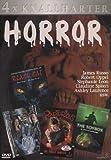 Horror Box : Black Cat - Chill - Rapturious - The Toybox (4 Filme)