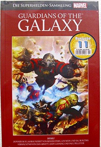 Die Marvel Superhelden Sammlung Ausgabe 11: Guardians of the Galaxy - Donner im 31. Jahrhundert! Sammlung 11