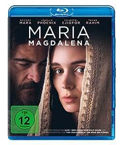 Maria Magdalena Blu Ray Amazonde Rooney Mara Joaquin Phoenix