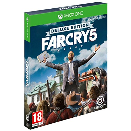 Price comparison product image Far Cry 5 Deluxe Edition Xbox One Game