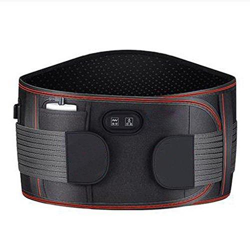 TX Girovita e Addome Supporto Riscaldamento Cintura Lombare Ceppo Muscolare Riabilitazione fissazione Wireless Ricaricabile