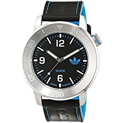 Adidas Herren-Armbanduhr Analog Quarz Leder ADH2972