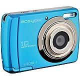 Easypix Swing Digitalkamera (10 Megapixels, 6,9 cm (2,7 Zoll) Display, HD-Video) eisblau