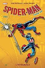 Spider-Man Team-up intégrale T39 1981 de Jerry Bingham